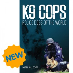 K9 Cops- signed copy