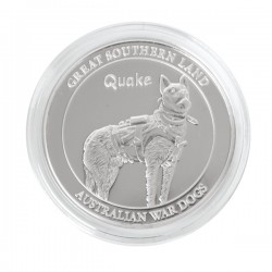 1/2 oz Silver Quake Single