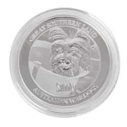 1/2 oz Silver Smoky Single