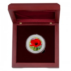 1oz Remembrance Poppy